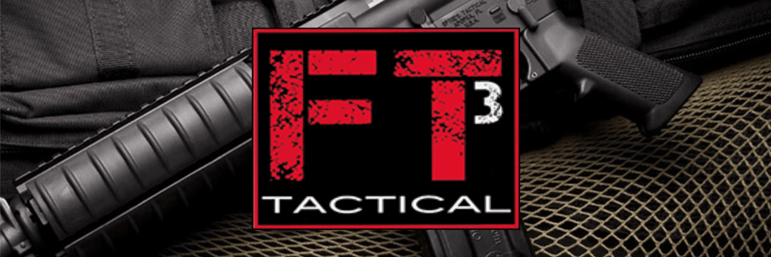 FT 3 Tactical Logo